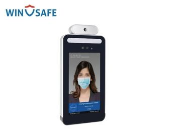 IP55 Body Temperature Measurement Camera IP AI Face Recognition Access Control System